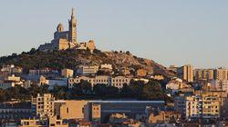 À Marseille, une