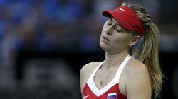 Les sponsors lâchent Sharapova, jusqu'ici sportive la mieux payée du