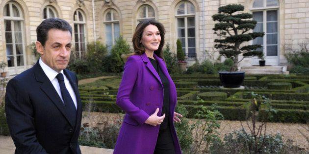 Buisson: Nicolas Sarkozy et Carla Bruni vont attaquer en