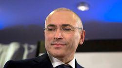 Khodorkovski met en garde les Pussy Riot contre
