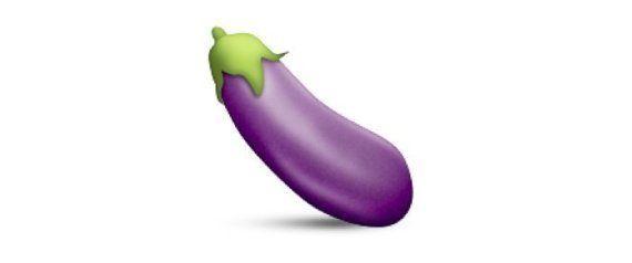 Pourquoi l'emoji aubergine est censuré sur