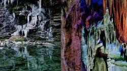PHOTOS. Des grottes et cascades hors du commun capturées par le photographe Hayato
