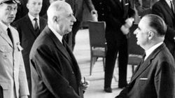 Pompidou, seul premier ministre victime d'une motion de