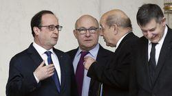 La ruse de Sioux de Le Drian pour convaincre Hollande face à