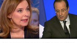 Hollande et Trierweiler unis... contre