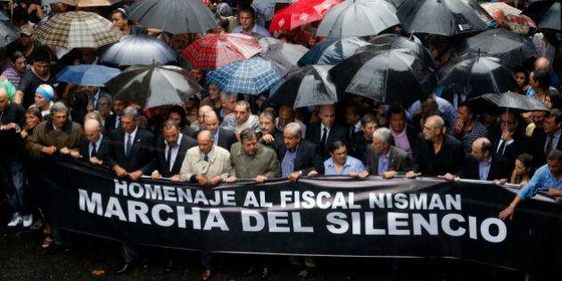 Affaire Alberto Nisman: des milliers d'Argentins défient la présidente Cristina Kirchner dans la