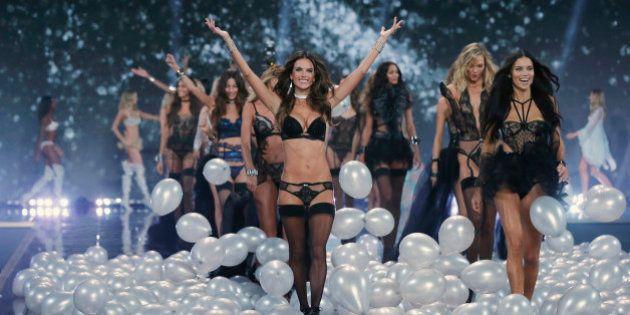 PHOTOS. Défilé Victoria's Secret 2014: les plus belles tenues des