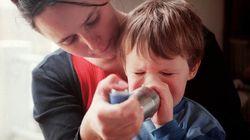 L'automobile responsable de 14% des cas d'asthme chez