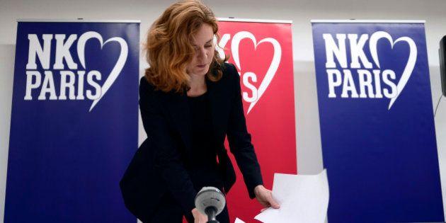 Municipales: NKM remporte son bras de fer contre son ex-tête de liste Hélène