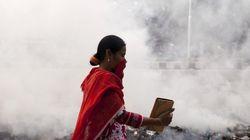 La pollution de l'air concerne plus particulièrement les