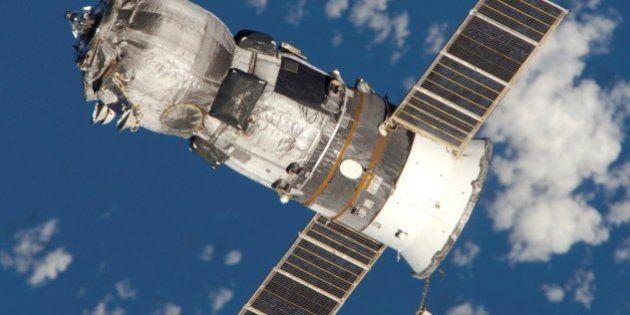 Cargo spatial Progress: considéré comme perdu, le vaisseau spatial entame sa chute vers la