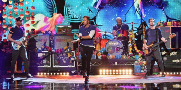 Coldplay sera accompagné de Beyoncé lors du concert de mi-temps du Super