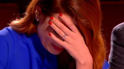 Un candidat de la Nouvelle Star fait pleurer Elodie