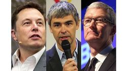 La réunion anti-Trump très secrète d'Elon Musk, Larry Page et Tim