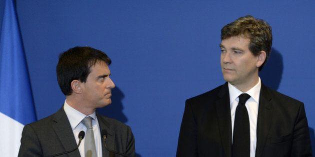 Comment Manuel Valls a annoncé à Arnaud Montebourg qu'il était