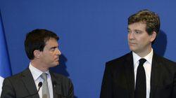 Comment Valls a annoncé à Montebourg qu'il était