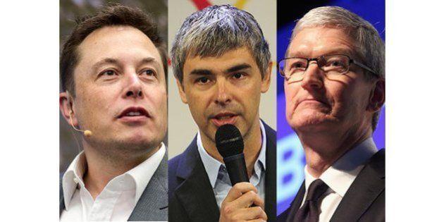 La réunion anti-Donald Trump très secrète d'Elon Musk, Larry Page et Tim