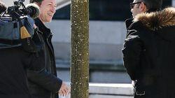 Dans le bureau du juge Gentil, Nicolas Sarkozy en