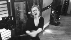 Adele souffre à la gym comme le commun des
