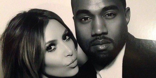PHOTO. Kim Kardashian : le sac que lui a offert Kanye West est..