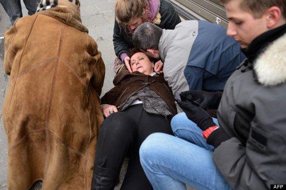 VIDÉO. Manif pour tous à Paris: 6 personnes mises en garde à vue, annonce Manuel
