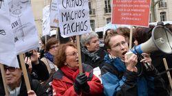Avortement : manifestation à Paris contre le projet de loi
