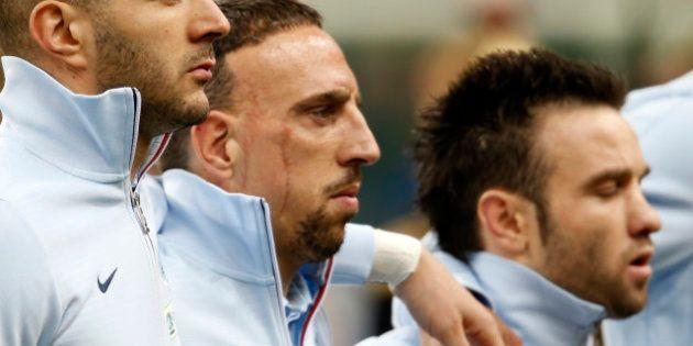 Quand Mathieu Valbuena supportait l'équipe