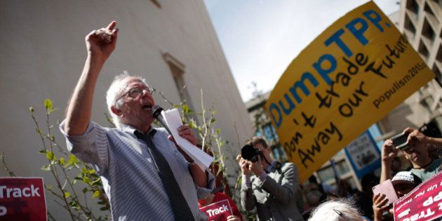Bernie Sanders: l'unique élu