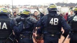 Des violences à Lyon en marge de la manifestation anti-loi