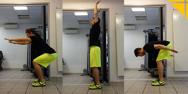 3 exercices pour muscler son dos à la