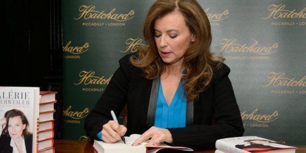 Pour son livre, Valérie Trierweiler gagne beaucoup mais paye cher sa promotion [SONDAGE