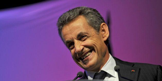 Nicolas Sarkozy fait un lapsus en parlant de