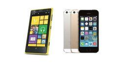 Que vaut le Nokia Lumia 1020 comparé à l'iPhone