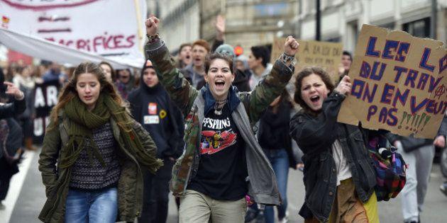 Réunion à Matignon et apprentis: les deux pas de Valls vers les jeunes sur la loi Travail ne satisfont...
