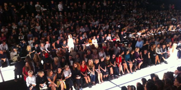 Jours 6 de la Fashion week : une question
