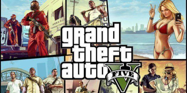 Grand Theft Auto V retiré des rayons en Australie car il encouragerait les violences faites aux
