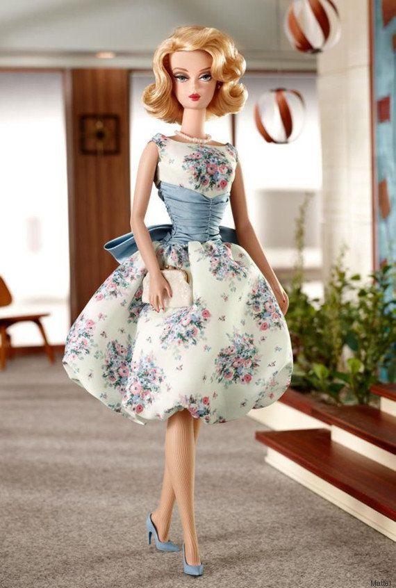 Une expo montre comment Barbie s'est toujours adaptée à la (pop)culture de son