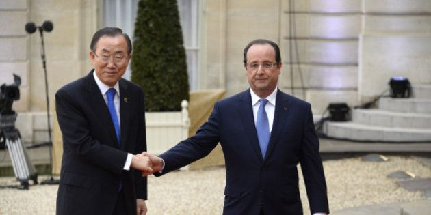 Centrafrique : Hollande appelle l'ONU à jouer