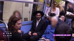 Un juif agressé dans le métro pour une caméra