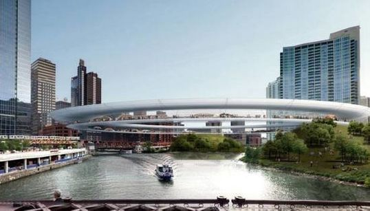 La Bibliothèque Obama à Chicago pourrait ressembler à