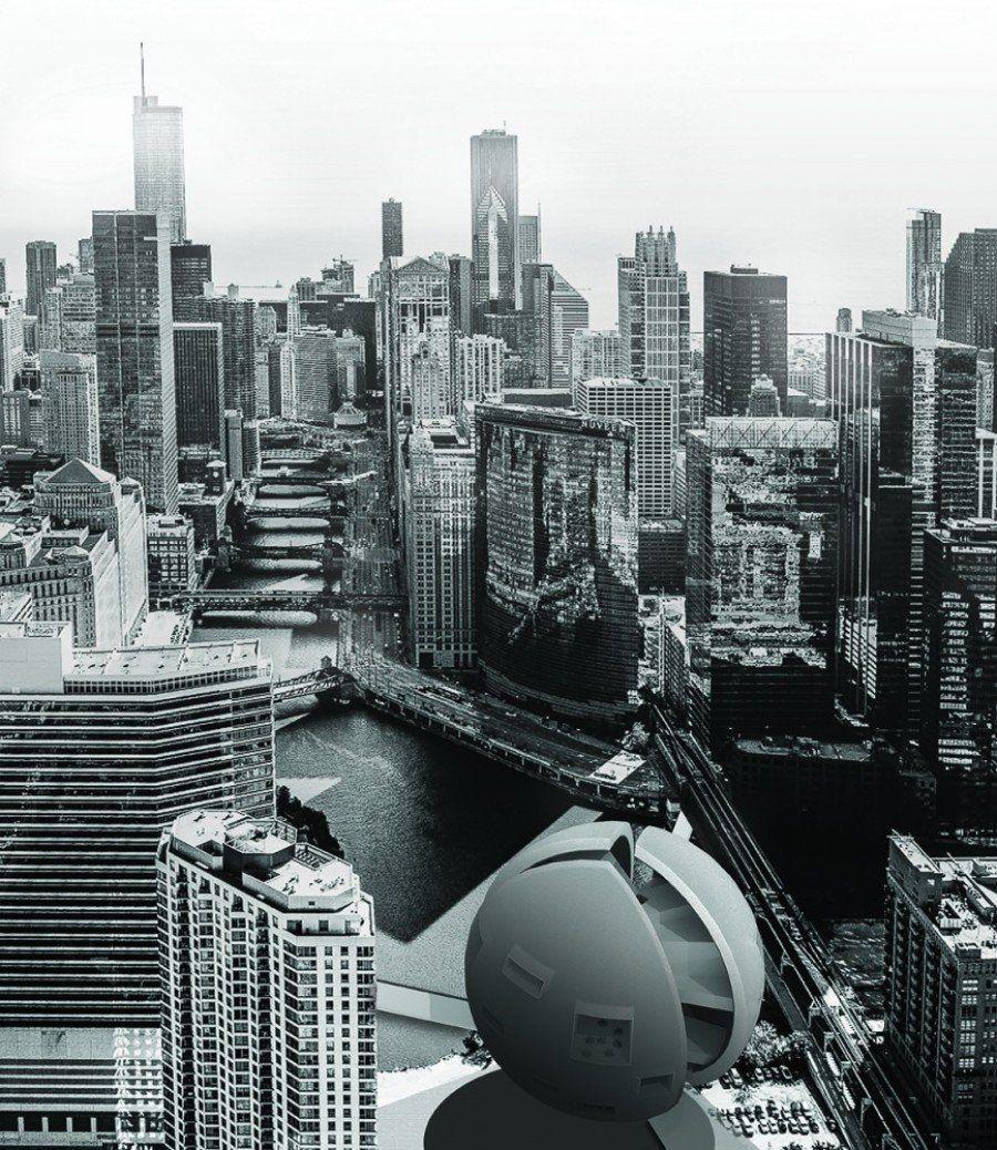 PHOTOS. La Bibliothèque Barack Obama à Chicago pourrait ressembler à