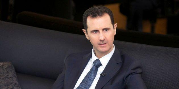 Bachar al-Assad a fait parvenir un message au pape