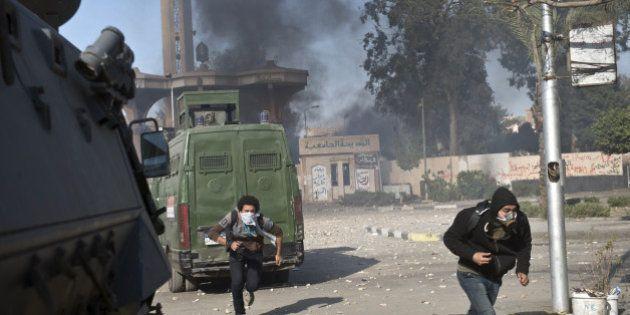 Égypte : 4 hommes blessés dans une explosion près d'un bâtiment du renseignement