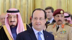 Hollande prêt à envoyer des armes aux soldats