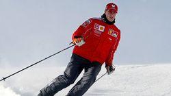 Schumacher dans un