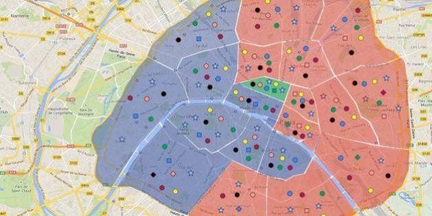Carte des municipales Paris: 164 listes enregistrées, 27 dissidences venant de la droite et du