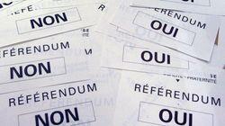Hollande promet un projet de loi pour (enfin) instaurer le référendum