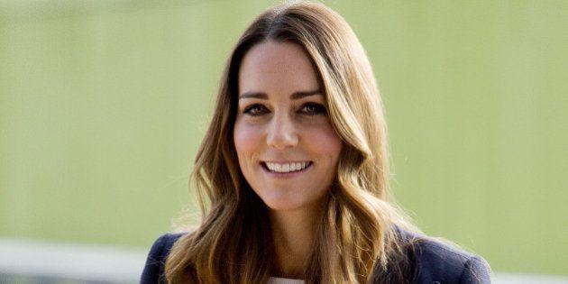 Royal Baby: Kate Middleton, enceinte de son deuxième enfant, admise à la