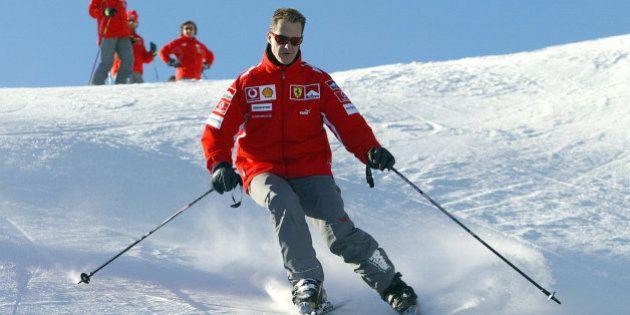 État de santé de Schumacher : le pilote présente quelques signes