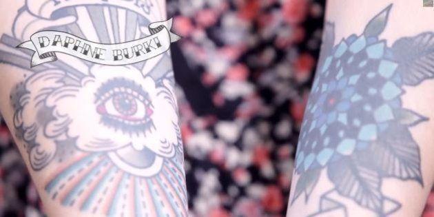 PHOTOS. Mondial du tatouage 2014 : la nouvelle tendance du tatouage